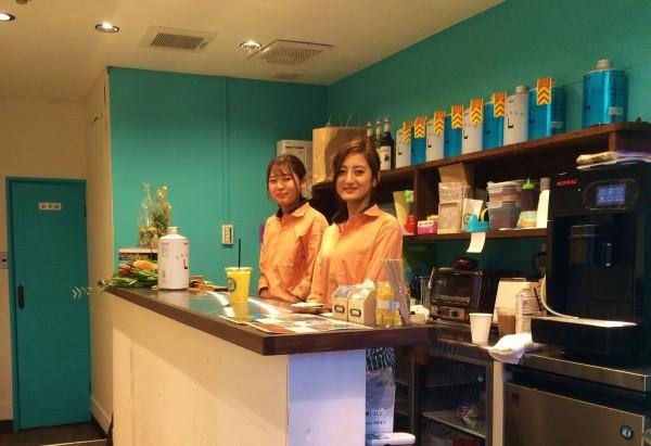 ENO cafe 店内1