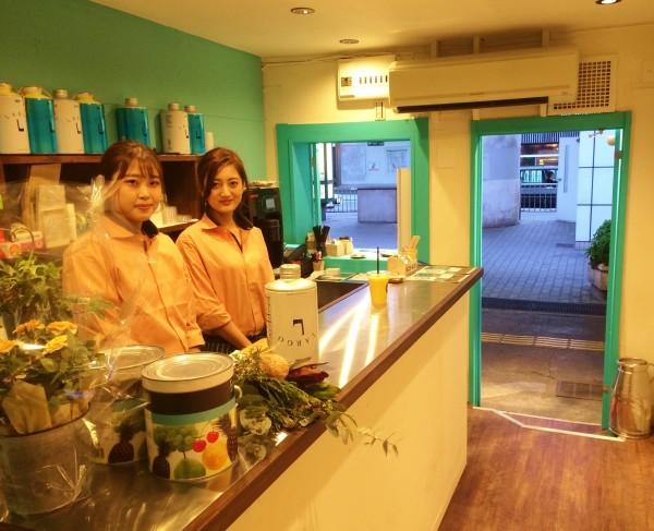 ENO cafe 店内2